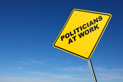 Politics in the Workplace: Your Mindset Can Affect Your Career Advancement