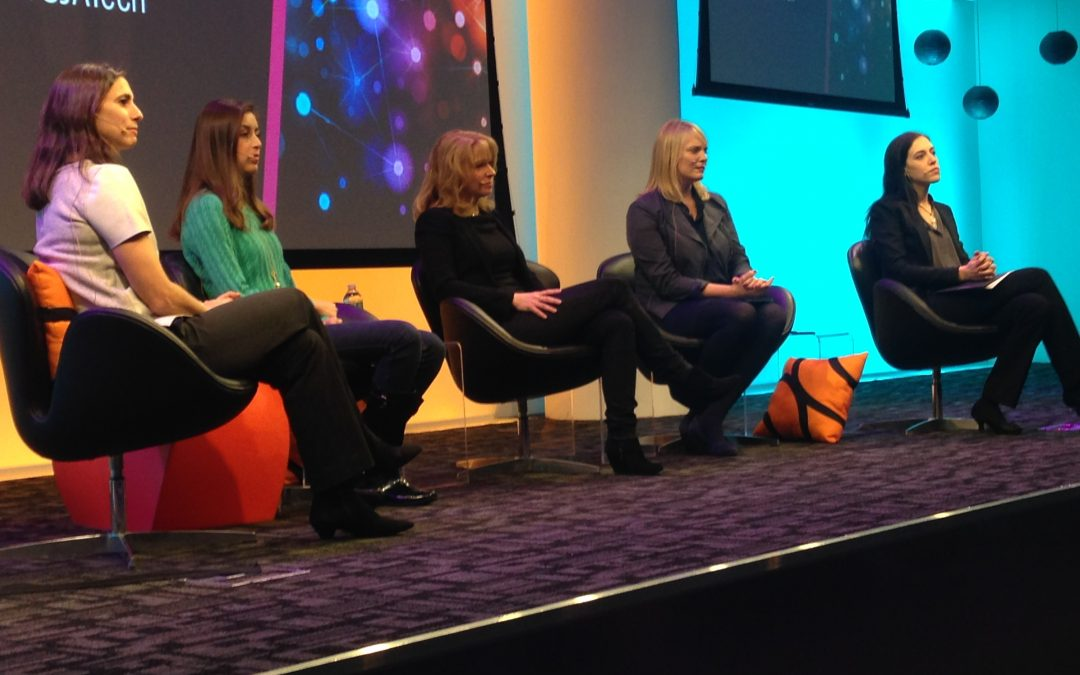 Dynamic Women In Tech Discuss Gender Bias
