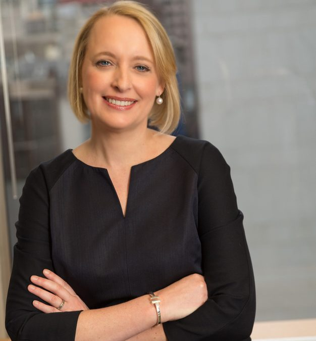 Julie Sweet, CEO of Accenture North America, Shares the Three Things a New Leader Needs to Know