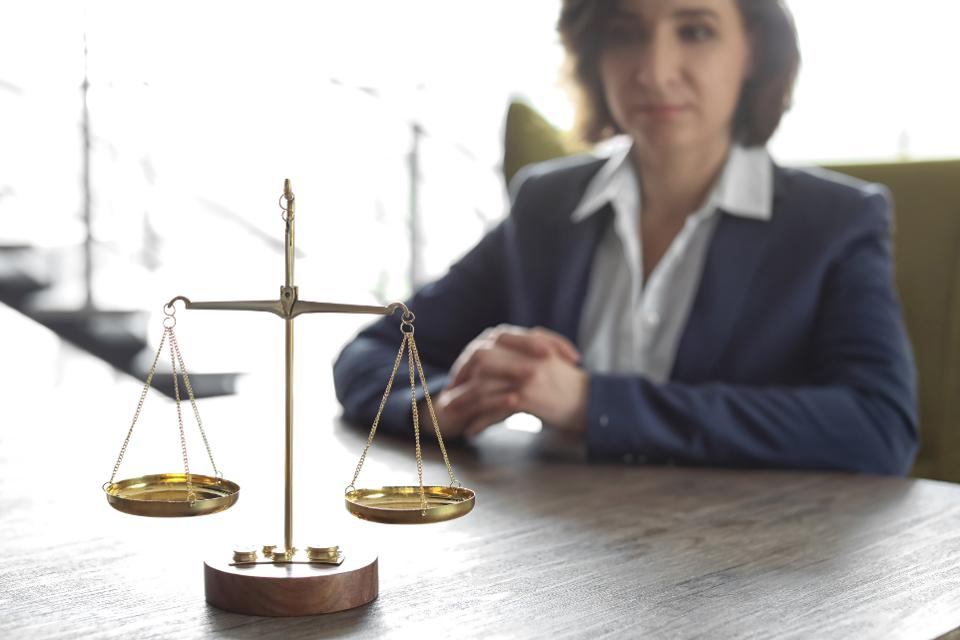 Forget the Glass Ceiling. Female Attorneys Now Face a Concrete Wall