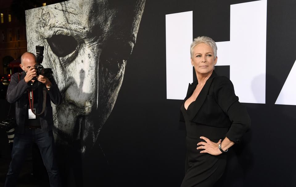 Jamie Lee Curtis Is 60 But Certainly Not Invisible