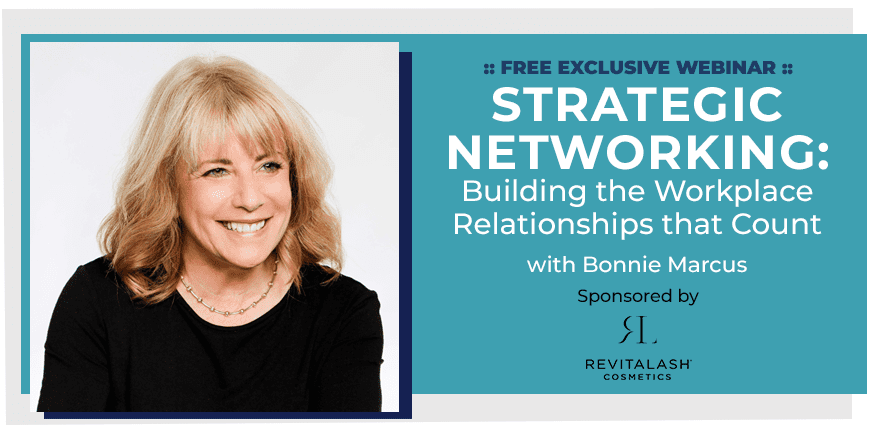 Strategic Networking: Building Relationships in Our New Virtual Work World