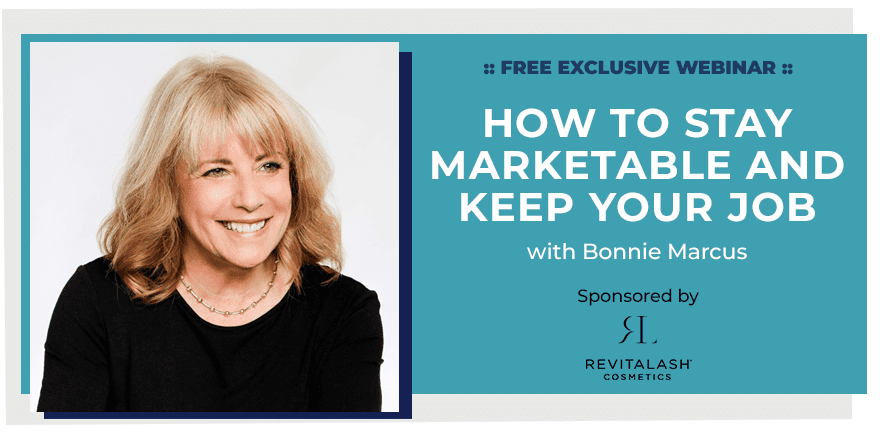 How to Stay Marketable and Keep Your Job