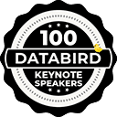 100 Databird Keynote Speakers Logo